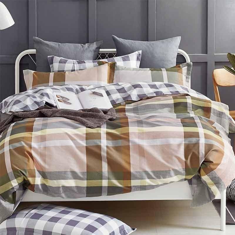 Πάπλωμα και Σετ Σεντόνια Υπέρδιπλα (5τμχ) Palamaiki Bed in a Bag Collection B0674