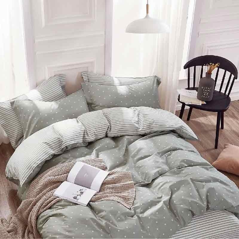 Σετ Κουβερλί (5τμχ) Υπέρδιπλο Palamaiki HOME Bed In A Bag B0679 5205857188054