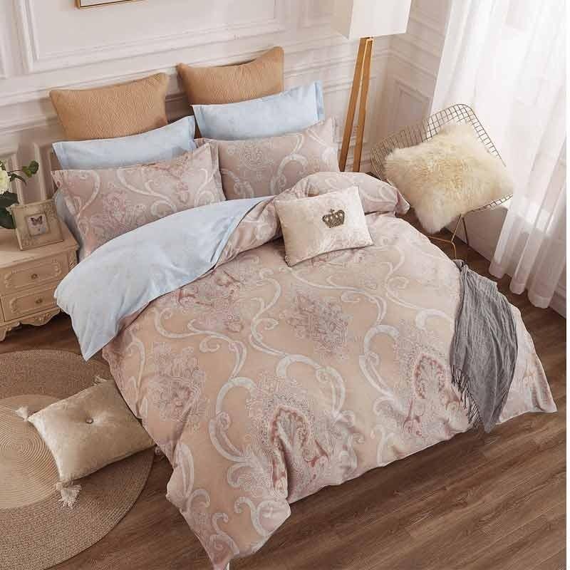 Σετ Κουβερλί (5τμχ) Υπέρδιπλο Palamaiki HOME Bed In A Bag B0681 5205857189211