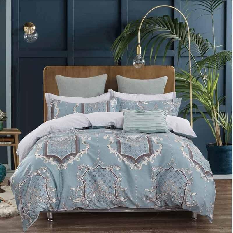 Σετ Κουβερλί (5τμχ) Υπέρδιπλο Palamaiki HOME Bed In A Bag B0682 5205857189228
