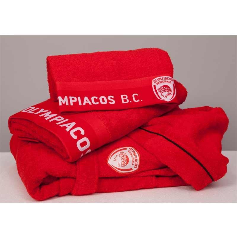 Πετσέτα Μπάνιου Palamaiki Olympiacos BC Towels 1925