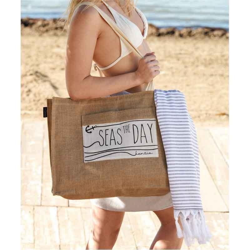 Τσάντα Παραλίας KENTIA Beach Bag 192 (Seas) 57466