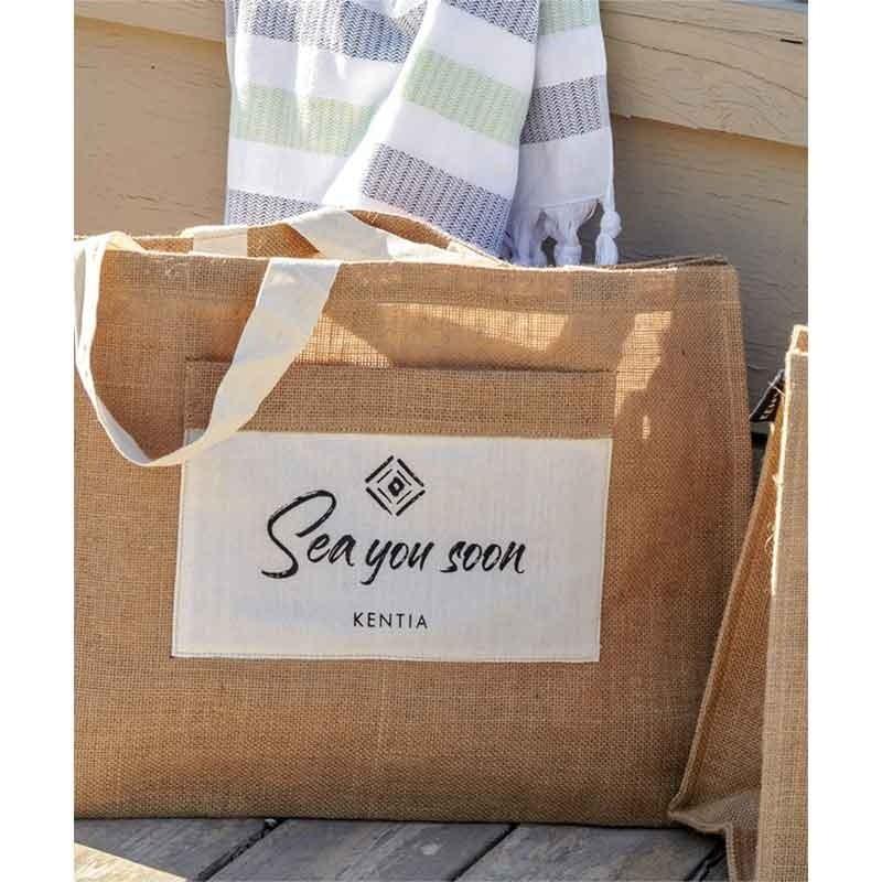 Τσάντα Παραλίας KENTIA Beach Bag 193 (Sea You) 57467