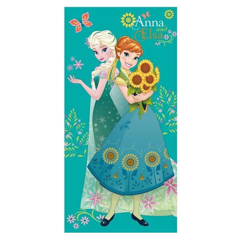 Παιδική Πετσέτα Θαλάσσης Dim Collection Disney Frozen 011