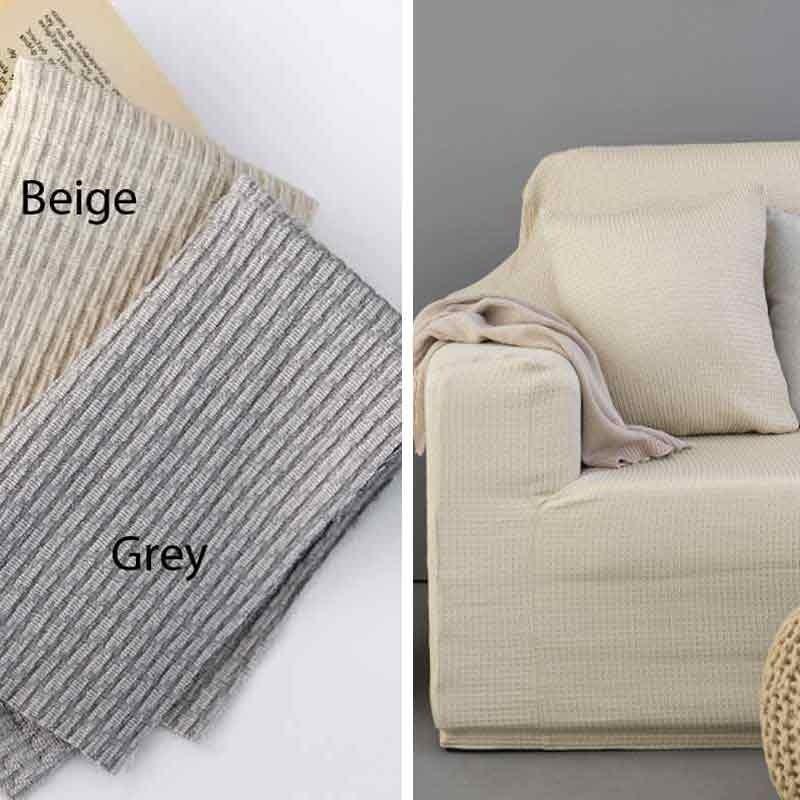 Σετ Κάλυμμα Ελαστικό Καρέκλας 6τμχ Palamaiki HOME Flexi FT1514 Grey 5205857190828