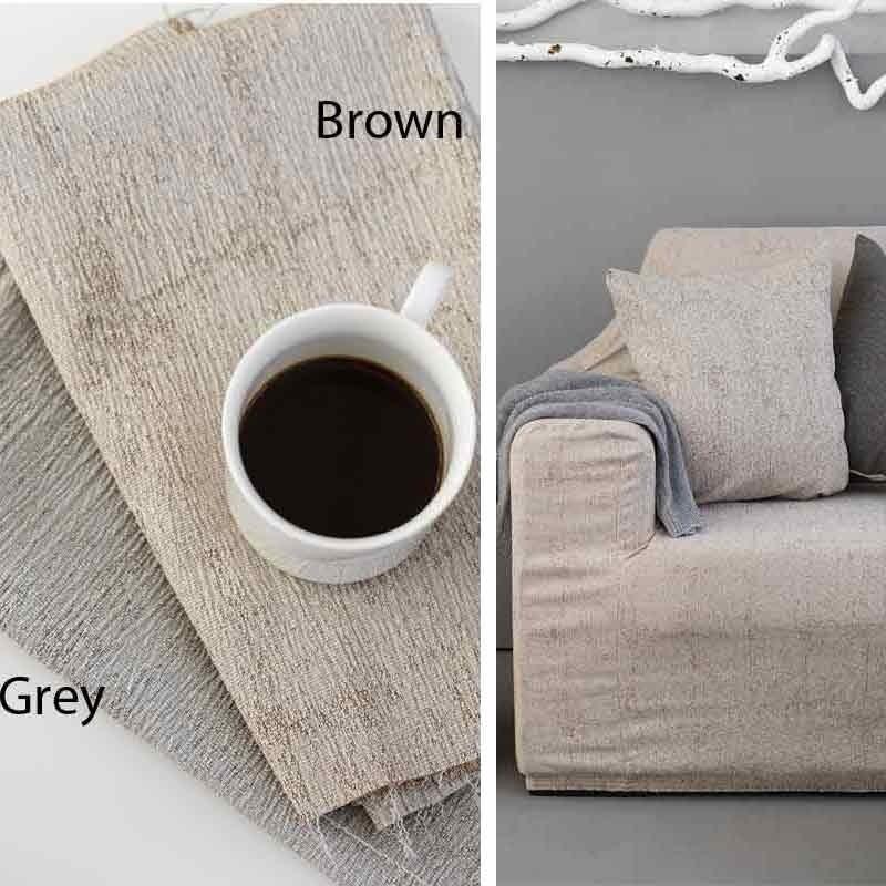 Σετ Κάλυμμα Ελαστικό Καρέκλας 6τμχ Palamaiki HOME Flexi FT1515 Grey 5205857190941