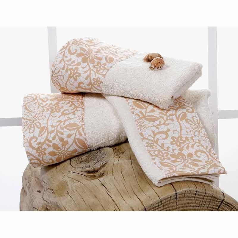 Σετ Πετσέτες 3τμχ Sb Home Garda Towels 02.00263