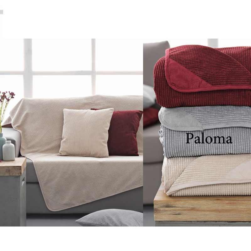 Ριχτάρι Τετραθέσιο Palamaiki Throws Collection Grant Paloma