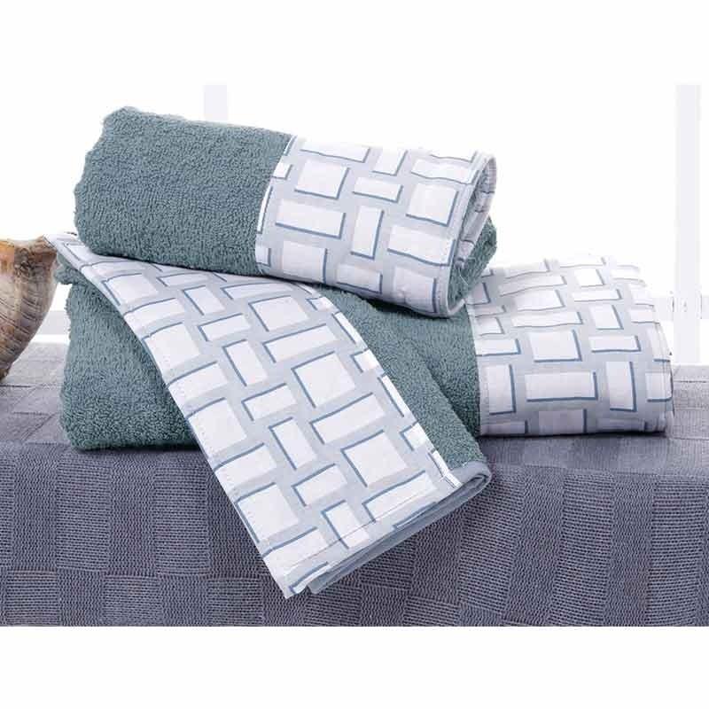 Σετ Πετσέτες 3τμχ Sb Home Hollywood Towels 02.00521