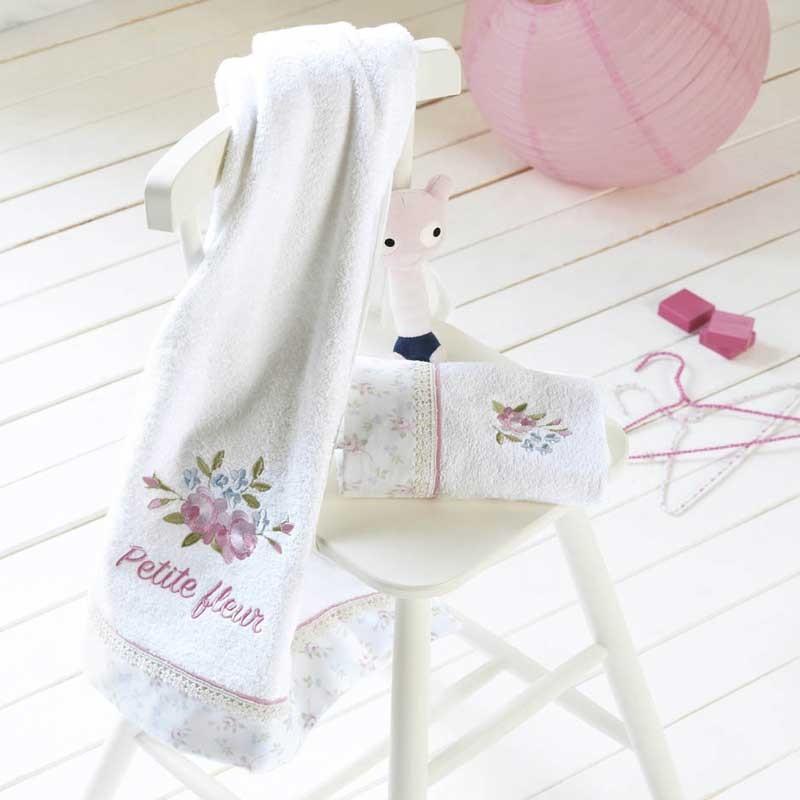 Σετ πετσέτες βρεφικές 2τμχ KENTIA Kelly