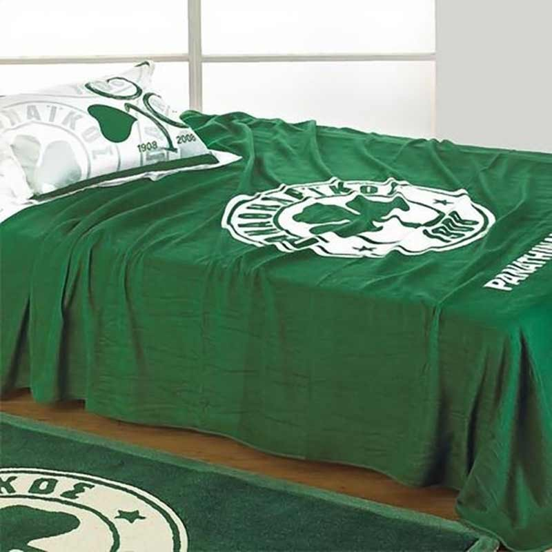 Κουβέρτα Μονή Fleece Palamaiki Panathinaikos FC 1908