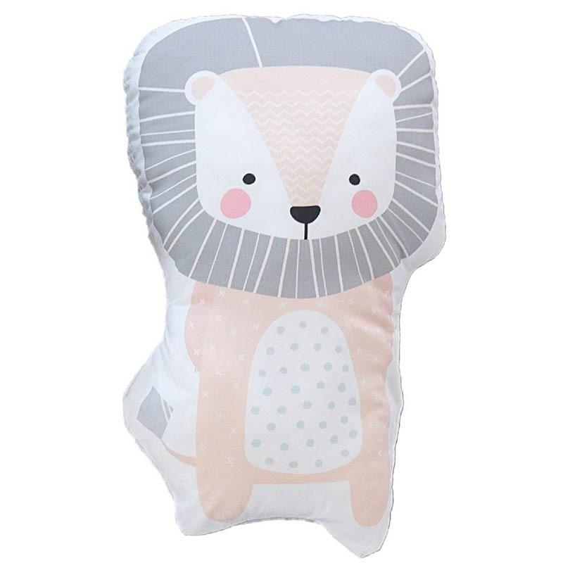 Μαξιλάρι Διακοσμητικό Παιδικό Palamaiki HOME Lion 5205857182069