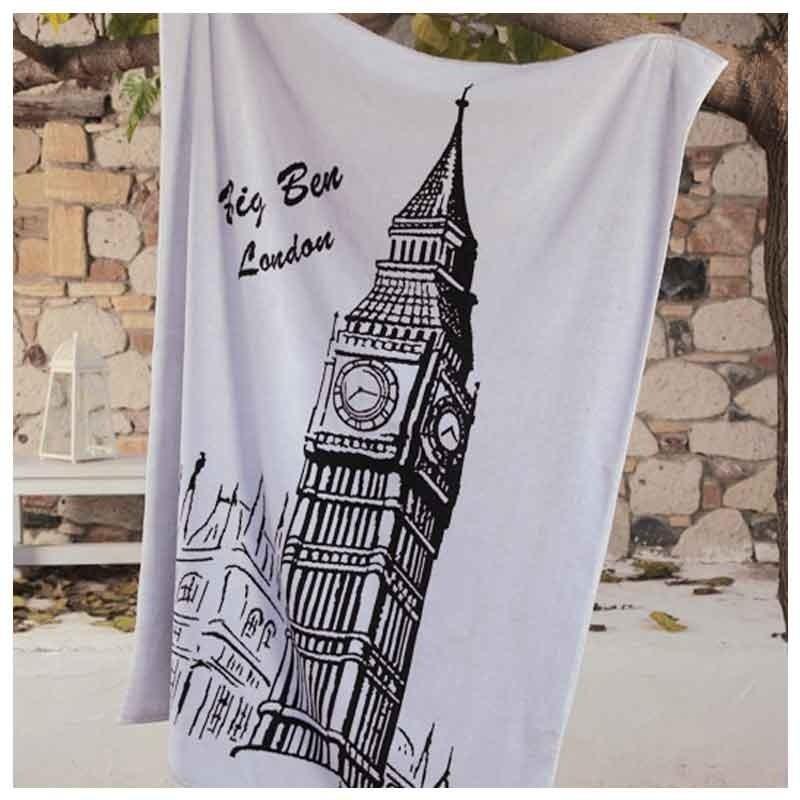 Πετσέτα Θαλάσσης Palamaiki Beach Towels London