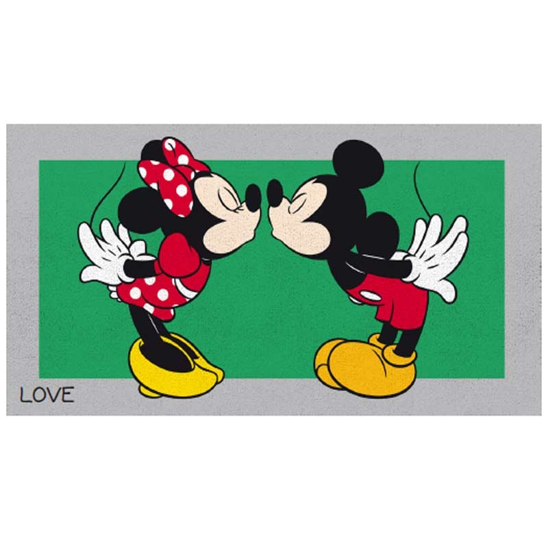 Παιδική Πετσέτα Θαλάσσης Palamaiki Disney Love