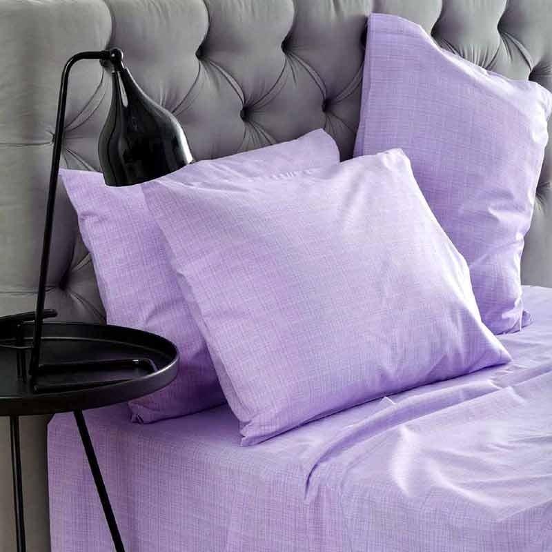 Σετ Σεντόνια Μονό Sb Home Lucifer Lilac 01.02069