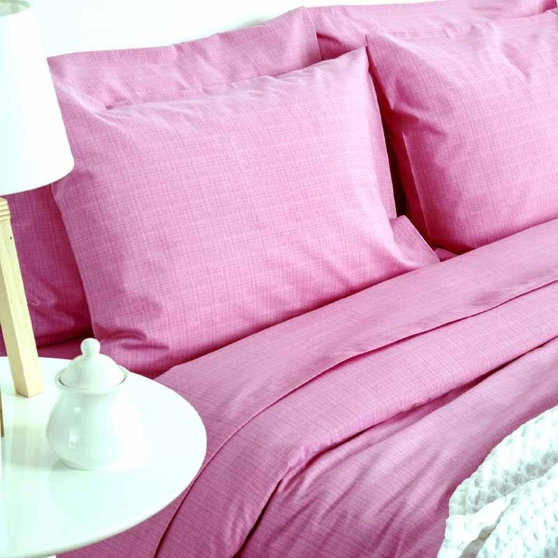 Σετ Μαξιλαροθήκες 2τμχ Sb Home Lucifer Pink 01.02061