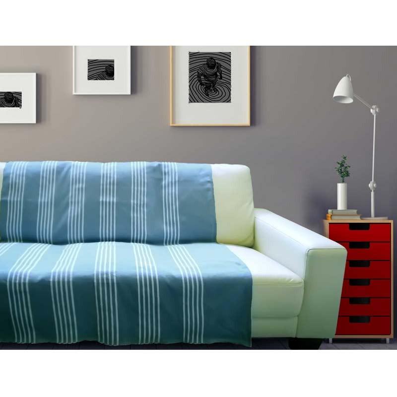 Σετ Ριχτάρια 2τμχ Sb Home Mark Blue 03.00122
