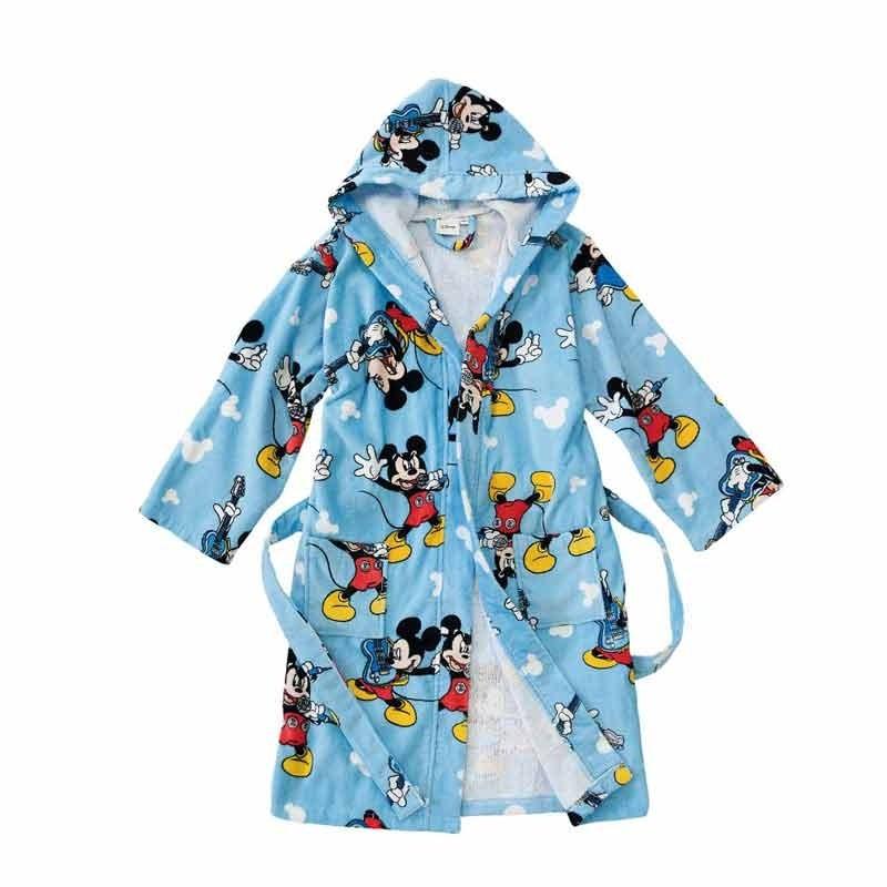 Παιδικό Μπουρνούζι (Νο 8) Palamaiki Disney Mickey