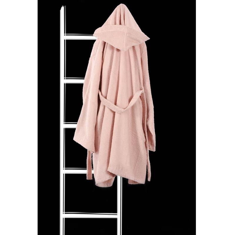 Μπουρνούζι MINI με κουκούλα (M) Guy Laroche Daily Mini Pink 1131092116013