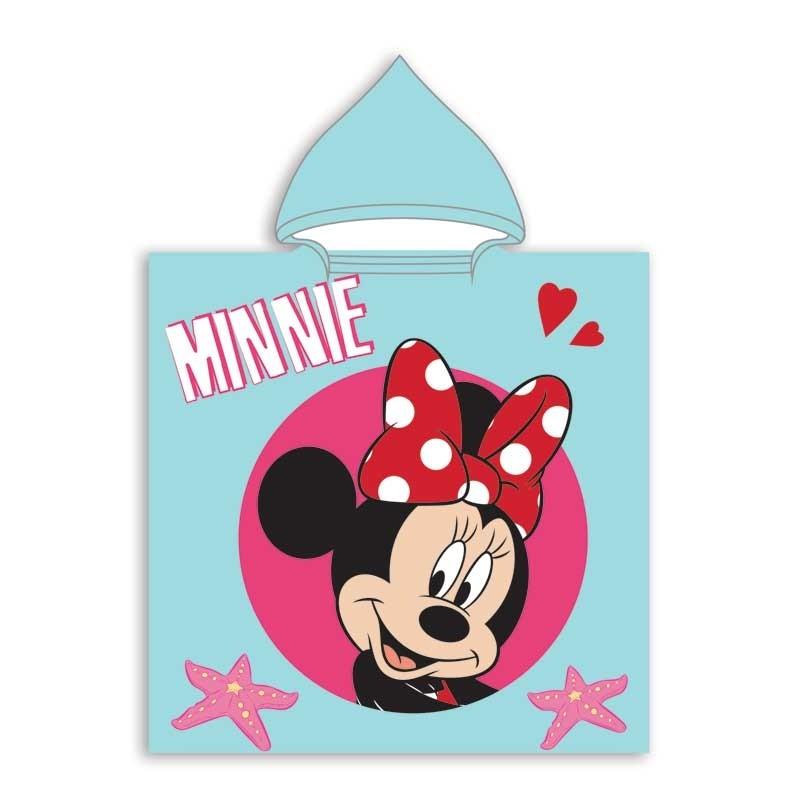 Παιδικό Πόντζο Παραλίας Dim Collection Disney Poncho Minnie 022