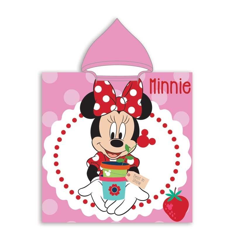 Παιδικό Πόντζο Παραλίας Dim Collection Disney Poncho Minnie 023