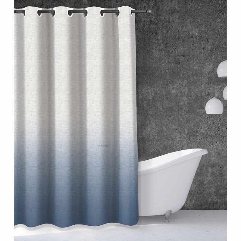 Κουρτίνα Μπάνιου (180x185) Guy Laroche Mykonos Light Blue 1128030217007