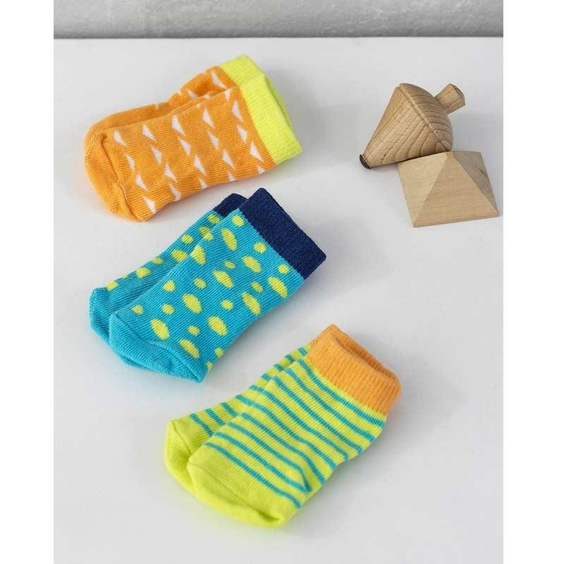 Σετ Bebe 3τμχ για δώρο Palamaiki HOME New Baby NB-0121 Boy 5205857185404