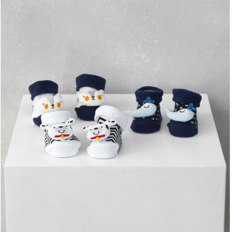 Σετ Bebe 3τμχ για δώρο Palamaiki HOME New Baby NB-0123 Boy 5205857185428