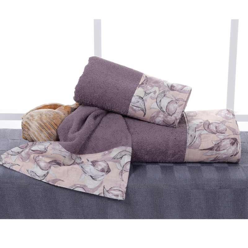 Σετ Πετσέτες 3τμχ Sb Home Neso Towels 02.00268
