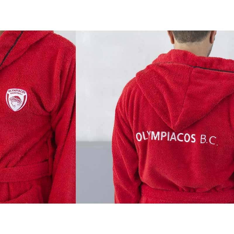 Παιδικό Μπουρνούζι Palamaiki (No 4-6) Olympiacos BC Young 1925