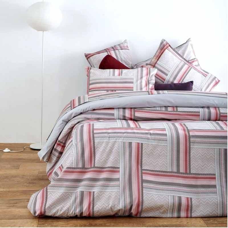 Κουβερλί Μονό Sb Home Onyx Pink 01.02037