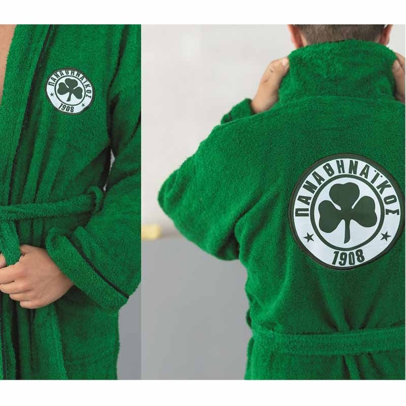 Μπουρνούζι (XXL) Palamaiki Panathinaikos FC Adults 1908