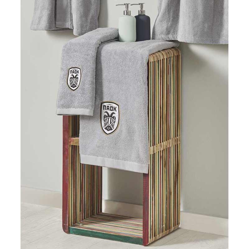 Πετσέτα (90x150) KENTIA PAOK 07