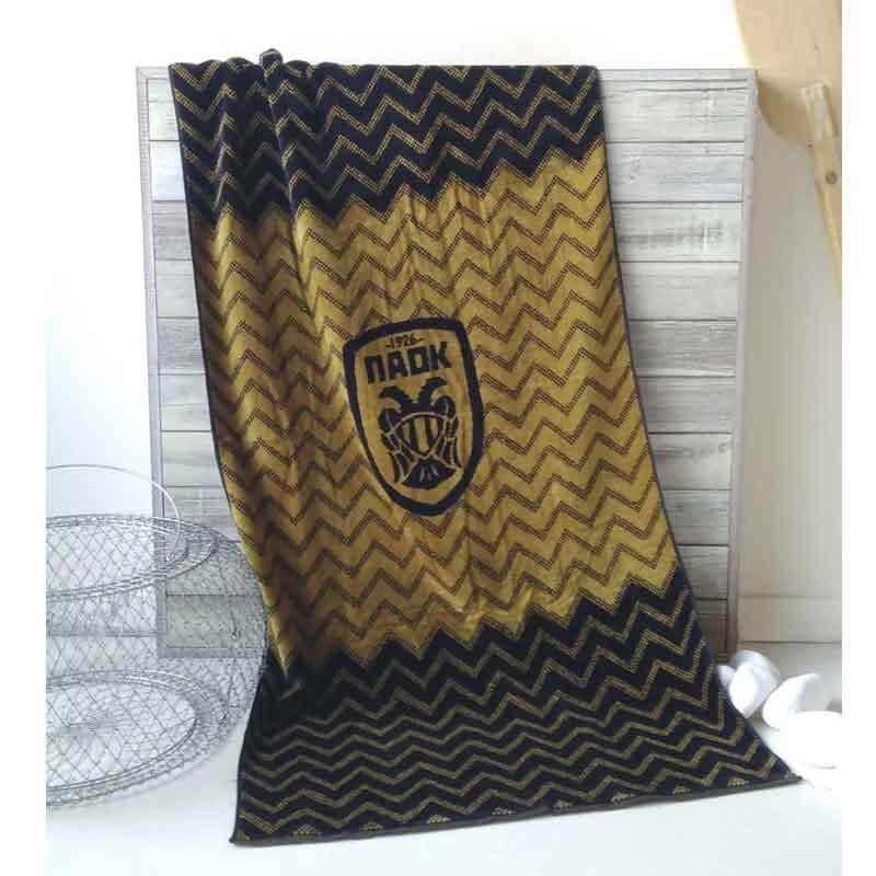 Πετσέτα Θαλάσσης KENTIA PAOK 03