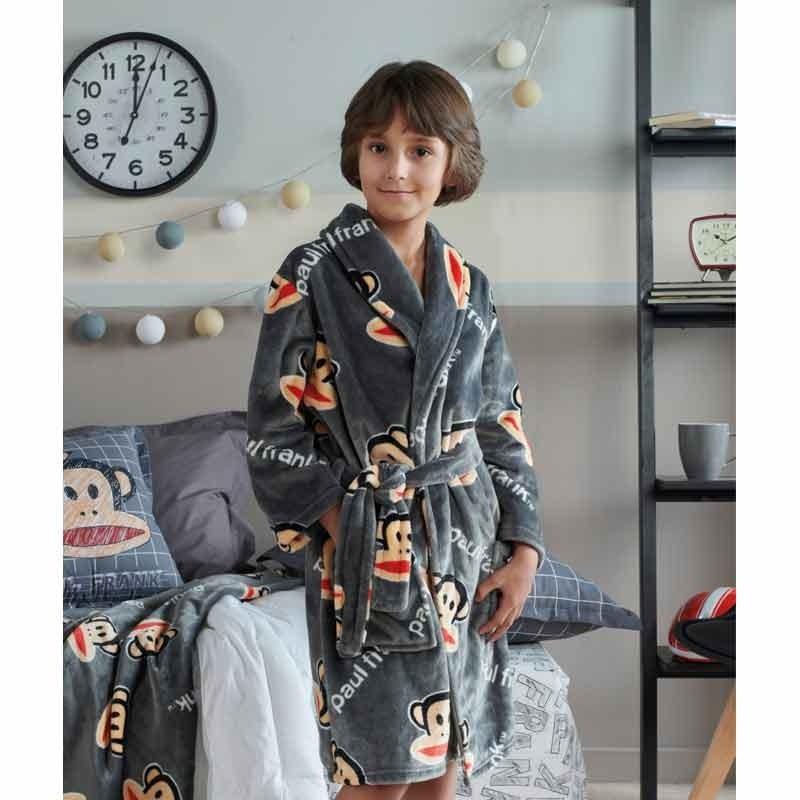 Ρομπάκι παιδικό Fleece (Nο 10) KENTIA Paul Frank 16