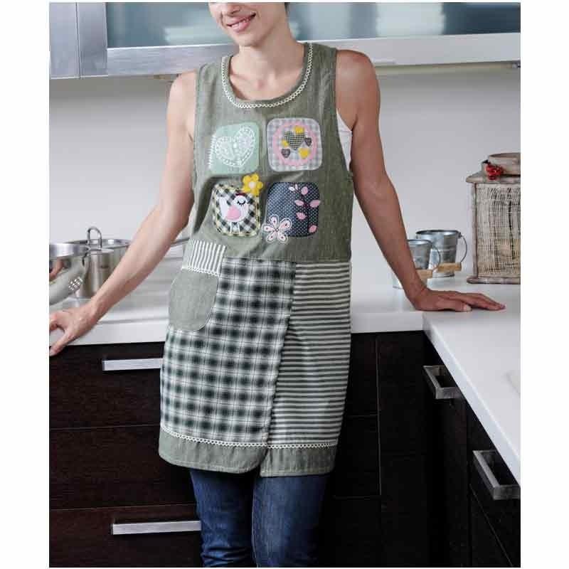 Ποδιά Κουζίνας (52x90) KENTIA Kitchen Pretty 183