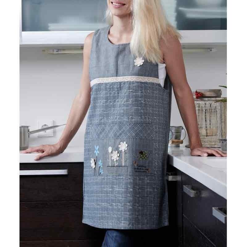 Ποδιά Κουζίνας (52x90) KENTIA Kitchen Pretty 185