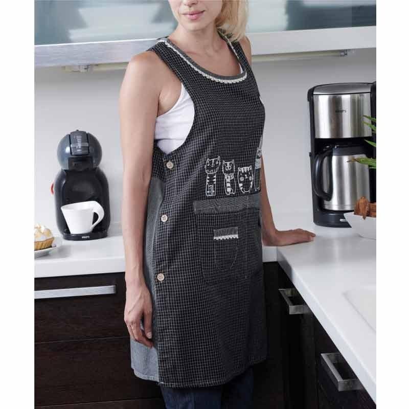 Ποδιά Κουζίνας (52x90) KENTIA Kitchen Pretty 186