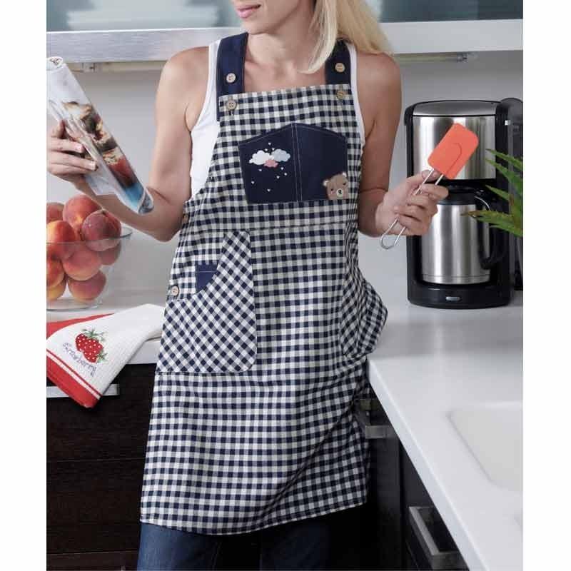 Ποδιά Κουζίνας (52x90) KENTIA Kitchen Pretty 187