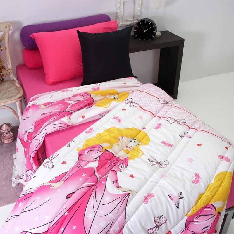 Παπλωματοθήκη Παιδική Μονή Sb Home Junior Collection Princess 01.01903