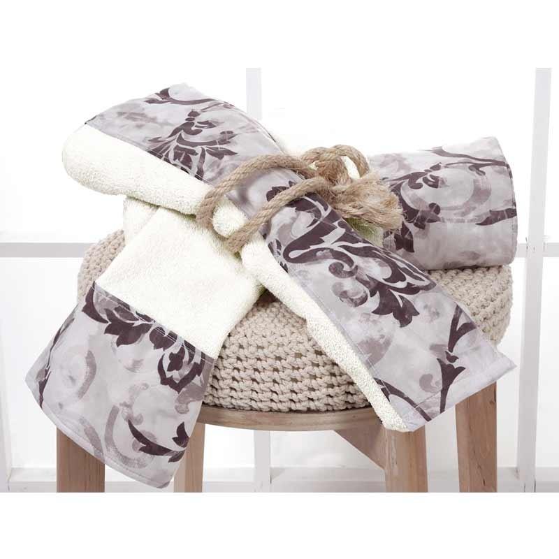 Σετ Πετσέτες 3τμχ Sb Home Rami Towels 02.00522