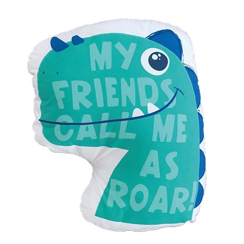 Μαξιλάρι Διακοσμητικό Παιδικό Palamaiki HOME Roar 5205857182113