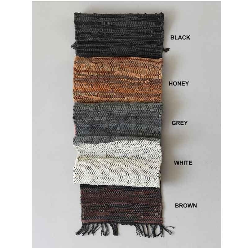 Πατάκι Κουζίνας Άκαυστο Palamaiki Rugs Collection Rug Black