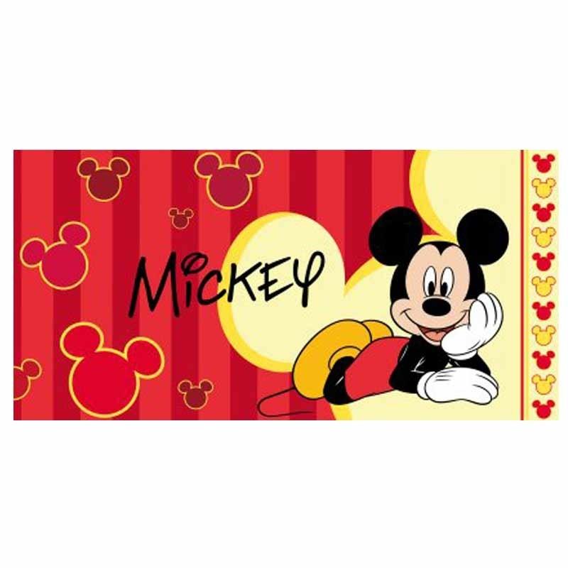 Παιδική Πετσέτα Θαλάσσης Viopros Σχ. Mickey 6 1600810020
