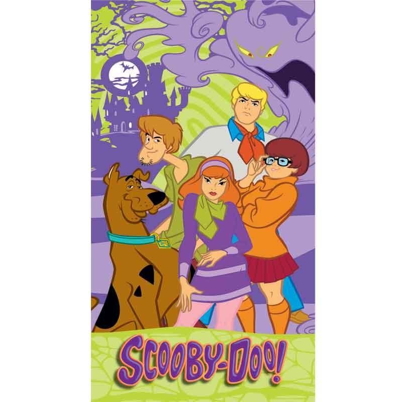 Παιδική Πετσέτα Θαλάσσης Viopros Kids Towels Scooby Doo 1