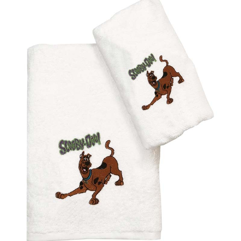 Σετ Πετσέτες Παιδικές 2τμχ Viopros Σχ. Scooby Doo 20 0290120020
