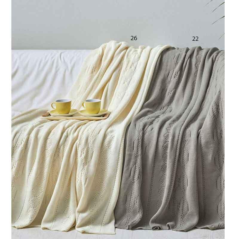 Κουβέρτα Μονή Καναπέ TV KENTIA Stylish Serra 22