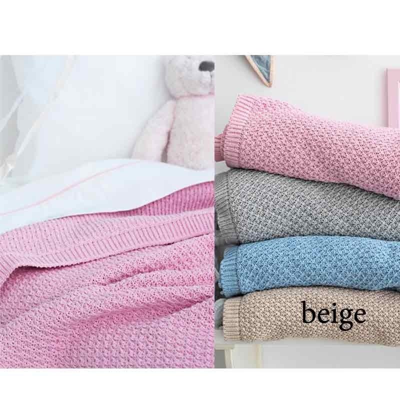 Κουβέρτα Αγκαλιάς Πλεκτή Palamaiki Knitted Collection Sia Beige