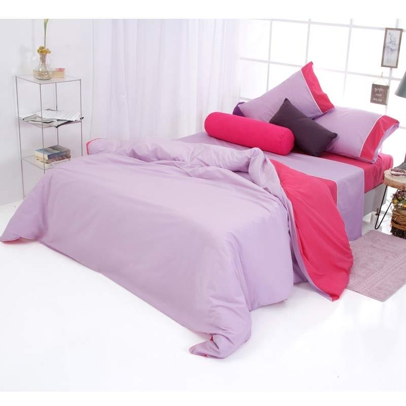 Παπλωματοθήκη Υπέρδιπλη Sb Home Simi Lilac 01.01650