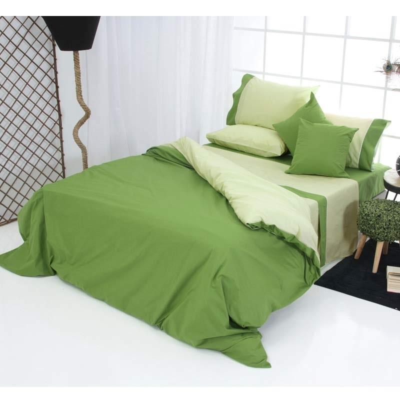 Παπλωματοθήκη Υπέρδιπλη Sb Home Simi Olive 01.01674